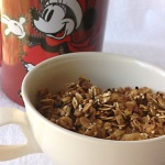 Crunchy Chai SpiceGranola